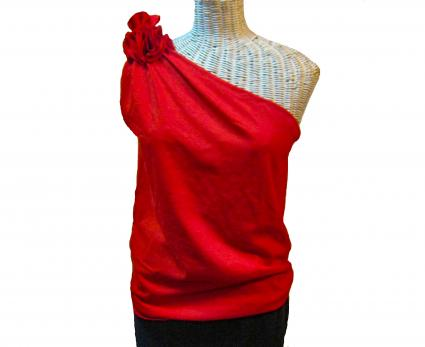 No sew t-shirt
