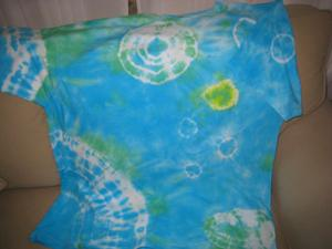 simple tie dye instructions