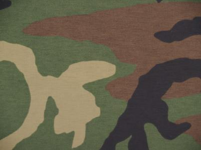 How To Paint Fabric Camouflage Pattern Lovetoknow