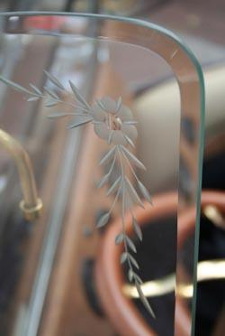 Design Ideas For Etching Glass Lovetoknow