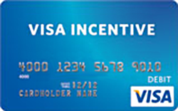 Using Bank of America Visa Gift Cards as Incentives