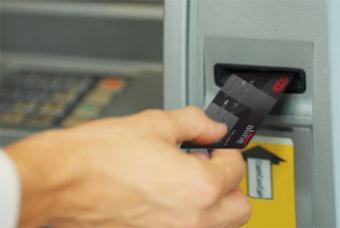 ADP Aline Card in ATM