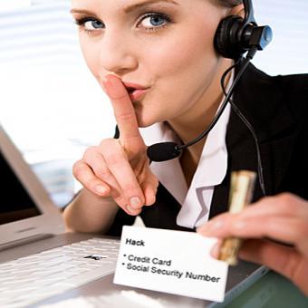 Fraudulent telemarketer