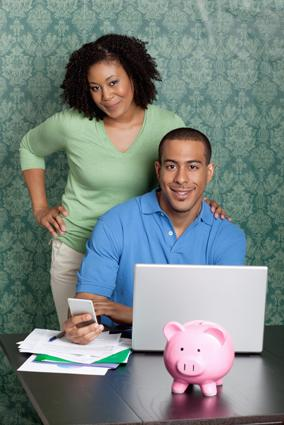 Debt Saving Couple