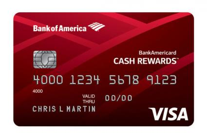 Bank of america credit card options lovetoknow bank of america cash rewards card reheart