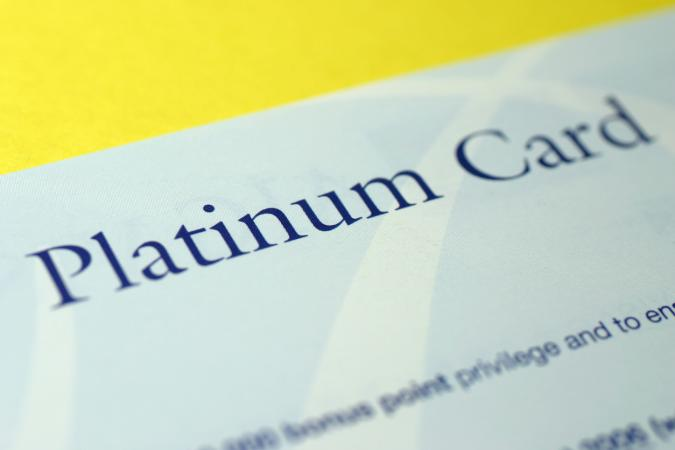 platinum card terms and conditions