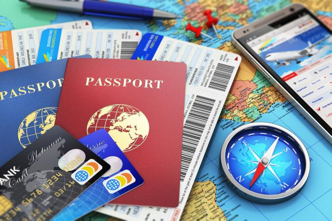 International travel documents