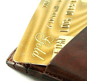 Gold cards offer many exclusive benefits.