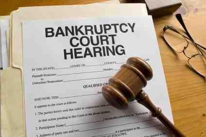 Bankruptcy Court Hearing
