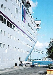 Docked at Port