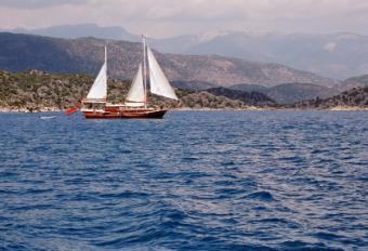 Kemer Kekova Yacht Cruises