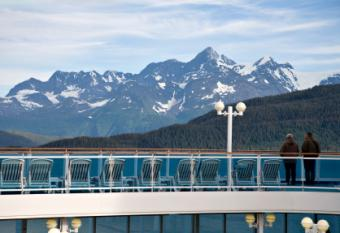 Ocean Cruises from Seattle to Anchorage