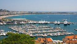 Cannes Harbor