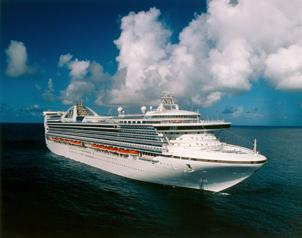 A Picture Gallery of Princess Cruise Lines