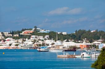St. Georges Harbor
