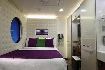Norwegian Cruise Line Studio Suite