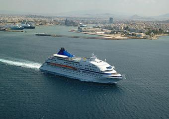 Louis Cristal at Sea