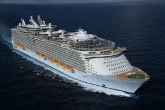 Royal Carribean Allure of the Seas