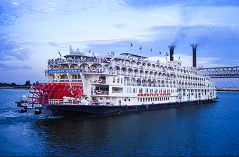 Mississippi River Cruise Options