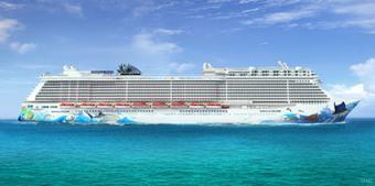 Norwegian Cruise Line Escape Cruise Ship