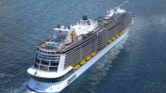 Royal Caribbean Anthem of the Seas Rendering