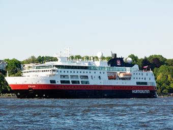 Hurtigruten Cruise Line