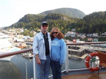 Ketchikan, Alaska from Celebrity Solstice