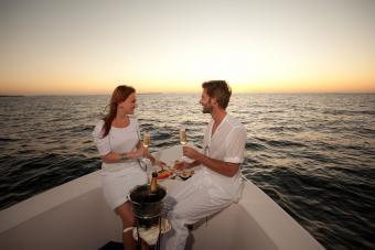 Romantic Dinner Cruises in NC