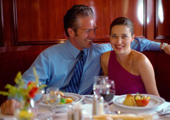 Romantic dinner cruise