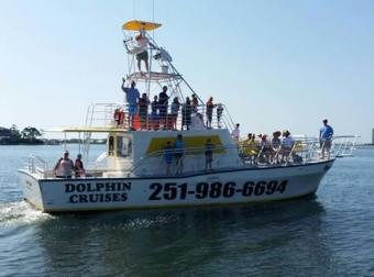 Cruise Orange Beach boat