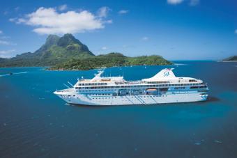 Paul Gauguin Cruise Ship