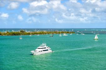 Cruise in Key West, Florida