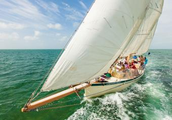 Danger Charters Cruise