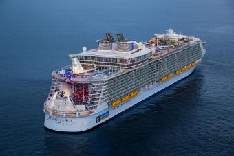 World's Biggest Cruise Ships