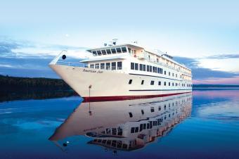 American Star Cruise Ship