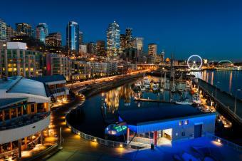 Hotels Near Seattle Cruise Ports