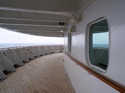 Find out how many decks are on each cruise ship