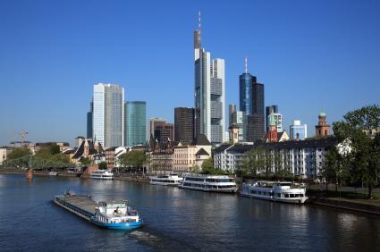German river