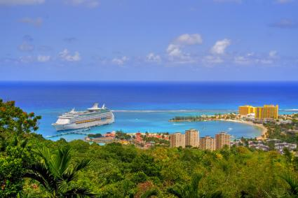 Cruise to Ocho Rios, Jamaica