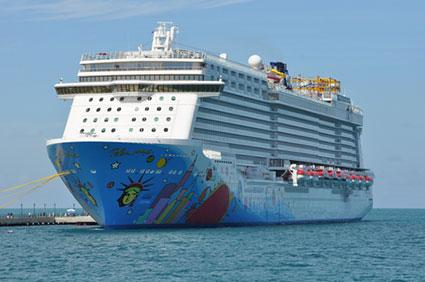 How Much Fuel Does A Cruise Ship Use - Cruise ship list by size