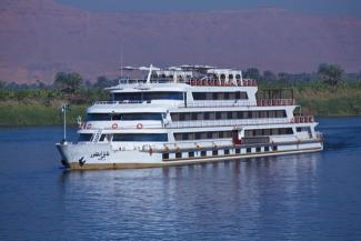 Sanctuary Nile Adventurer Cruise Ship