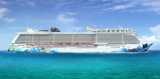 Norwegian Cruise Line Escape Cruise Ship