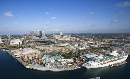 Tampa Bay port