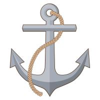 Cruise Ship Clipart 2 anchor