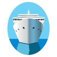 Cruise Ship Clipart 4
