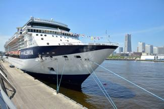 Luxury Liner Celebrity Millennium