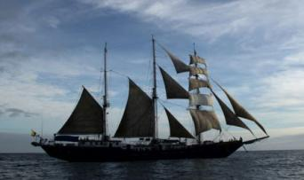 Mary Anne Sailing Vessel