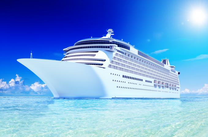 Cruise Ship fuel consumption happens on a grand scale