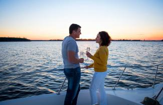 Bayonet romantic dinner cruise