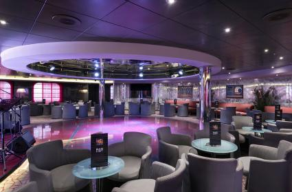 MSC Sinfonia Lounge